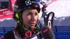 Video «Ski-WM, Vail/Beaver Creek, SL Frauen, Interview Holdener» abspielen