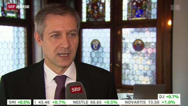 Video «SRF Börse vom 15.01.2014» abspielen
