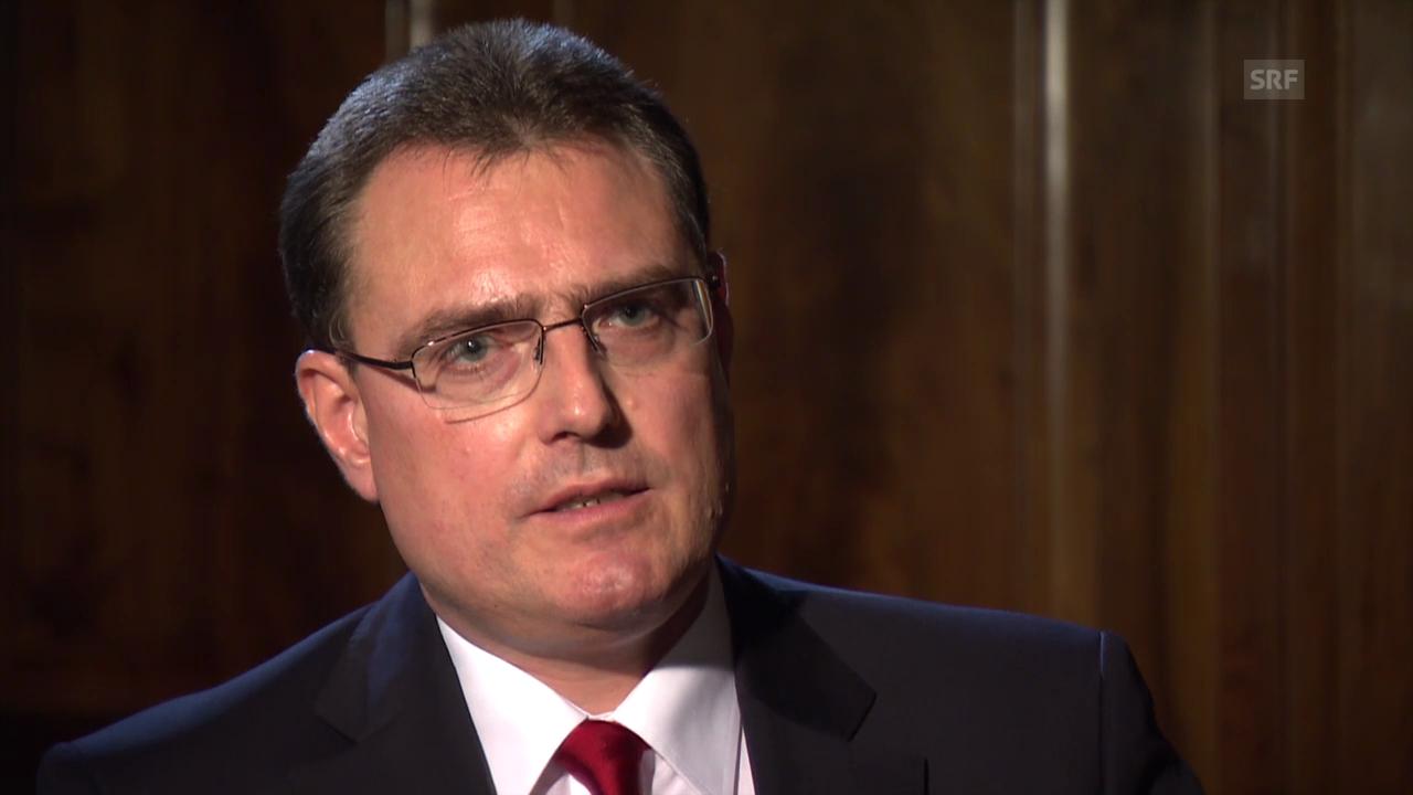 Thomas Jordan über Inflation und Exit-Strategien