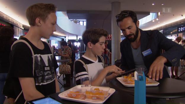 Video «Paprika-Chips im Publikumstest: Von würzig bis fade» abspielen