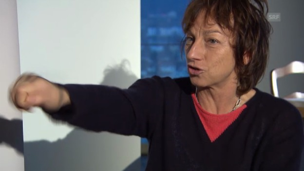 Video «Gianna Nanninis Erinnerungen an die Schweiz» abspielen