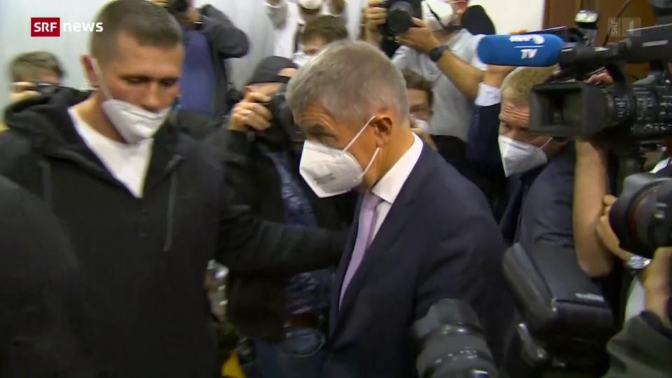 Tschechiens Regierungschef vor Wahlen unter Druck