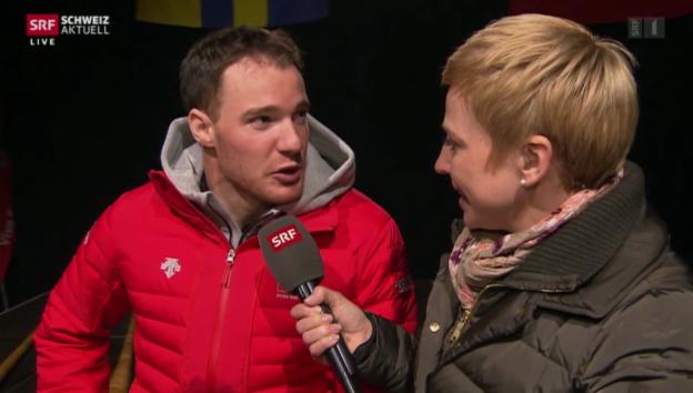 Video «Schweiz aktuell vom 25.02.2014» abspielen