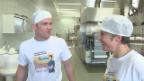 Video «Sonia Kälin backt Lebkuchen» abspielen