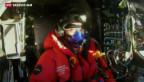 Video «Solar Impulse auf dem Weg nach Hawaii» abspielen