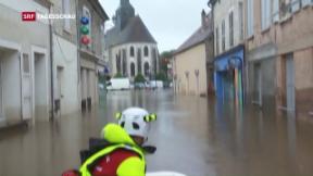 Video «Todesopfer in Frankreich» abspielen