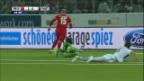 Video «Die Tore von Thun - Partizan («sportlive»)» abspielen