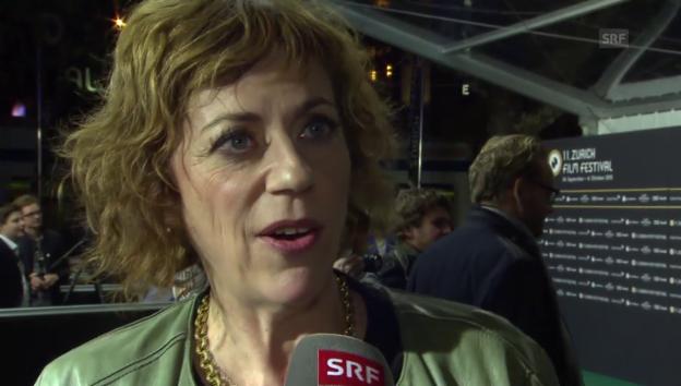 Video «Sabine Boss am ZFF» abspielen