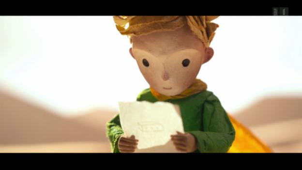 Video «Kleiner Prinz mit grossem Herz – vom Märchenheld zum Mythos» abspielen