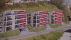 Video «Teure Immobilien im St. Galler Rheintal» abspielen