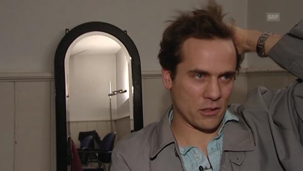 Video «Manuel Löwensberg über seinen Vater Moritz» abspielen