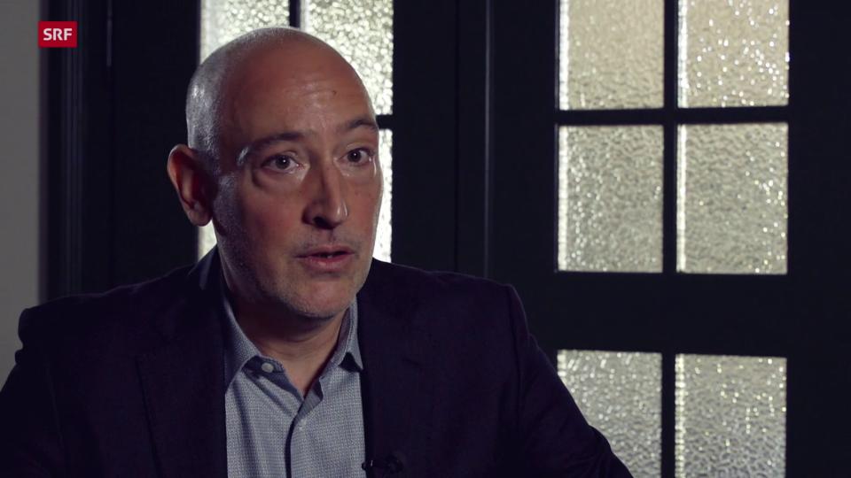 Nicolas Mayencourt, Dreamlab Technologies: «Man kann ganz klar seit dem Start der Corona-Pandemie feststellen, dass die Kriminalität und die Schäden explosionsartig zugenommen haben.»