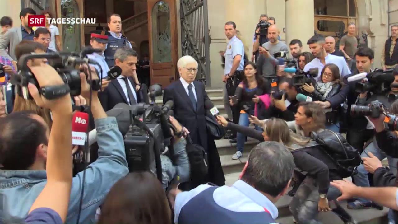 Steuerprozess gegen Messi eröffnet
