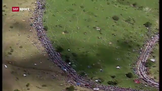 Die Alpe d'Huez - Ein Mythos
