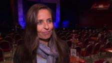 Video «Sandra Studer über ihre Zauberwünsche» abspielen