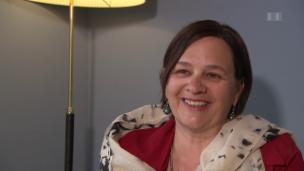 Video «Eine (erneute) musikalische Neuausrichtung von Vera Kaa» abspielen