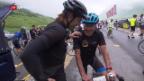 Video «Cancellara beim Event «Chasing Cancellara»» abspielen