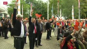 Video «CVP rüstet sich für den Wahlkampf» abspielen