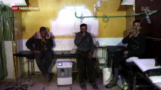 Video «Schweizer Gas für Syrien – die Reaktionen aus Bundesbern» abspielen