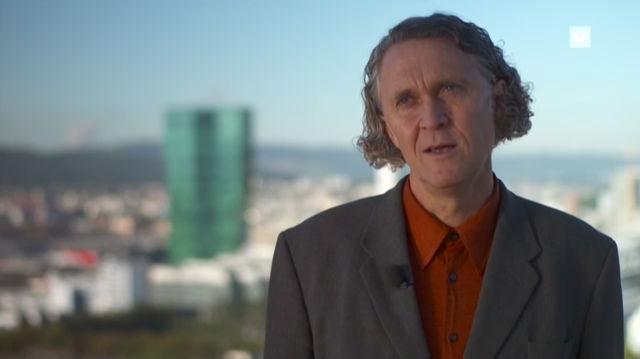 «Je höher desto teurer gilt für das Wohnen im Hochhaus», sagt Martin Hofer