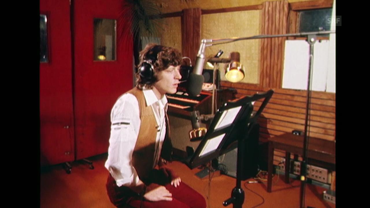 70er: Polo Hofer und der Mundart-Pop