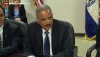 Video «Justizminister Holder zu Besuch in Ferguson» abspielen