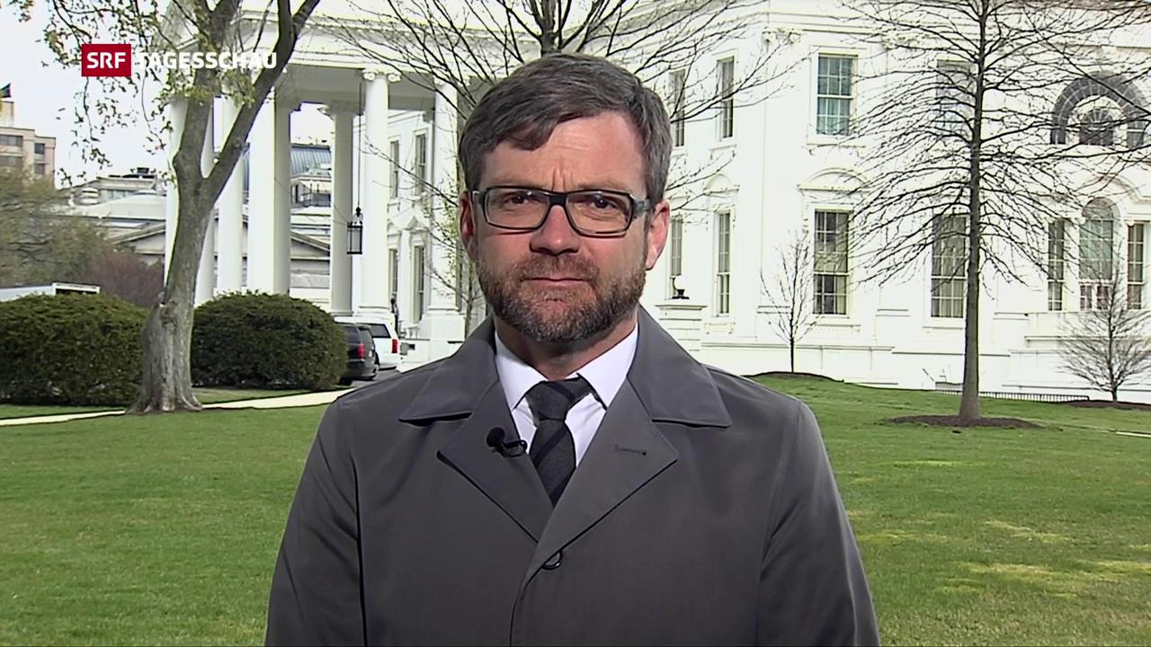 Die Einschätzung von SRF-Korrespondent Peter Düggeli