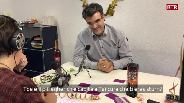 Laschar ir video «Marcus Caduff – Dal buob schenà da Morissen en la regenza grischuna»