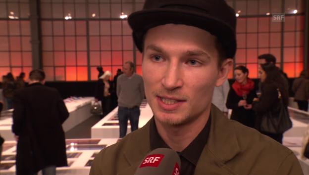 Video «Iouri Podladtchikov über Modefotografie» abspielen