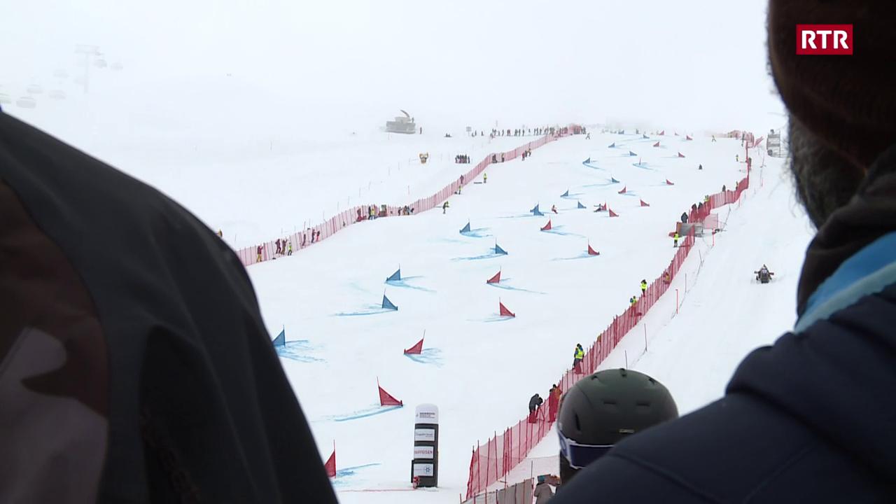 Cuppa mundiala da snowboard a Scuol - Sin ils fastizs dals temps passads