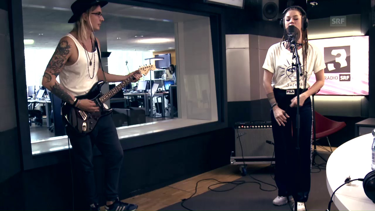Elliphant «Where Is Home» - SRF 3 Live Session