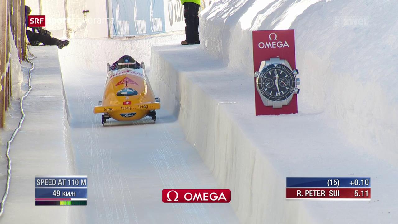 Bob: Schwache Schweizer im Vierer