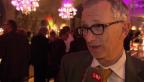 Video «Schweizer Medienpreis: In der Höhle des Löwen» abspielen