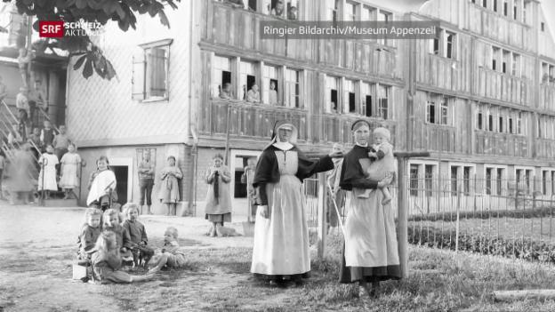 Video «Misshandlungen im Kinderheim Steig in Appenzell» abspielen