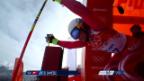 Video «Ski: Riesenslalom Männer Sotschi, 1. Lauf von Gino Caviezel (sotschi direkt, 19.2.14)» abspielen
