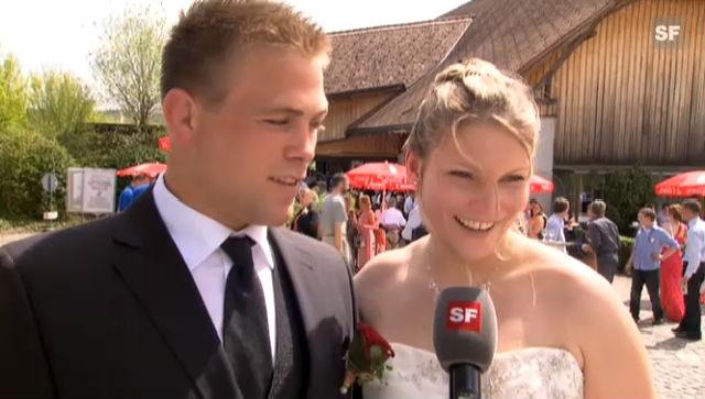 Love: Willy und Christine Graber