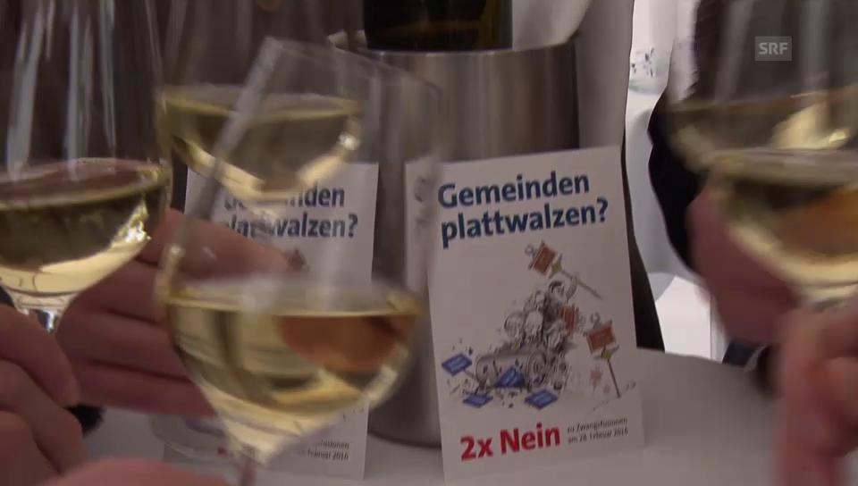 Keine Gemeindefusionen in Schaffhausen