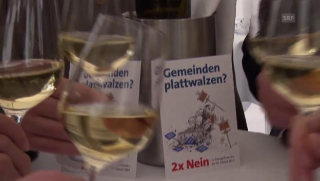 Video «Keine Gemeindefusionen in Schaffhausen» abspielen