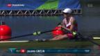 Video «Gmelin verpasst Medaille» abspielen