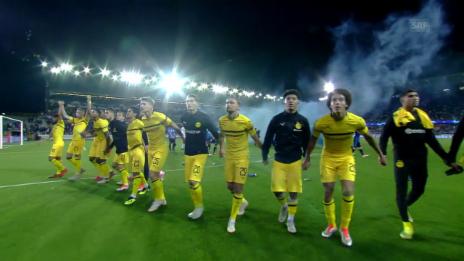 Link öffnet eine Lightbox. Video Pulisic erlöst den BVB gegen Brügge abspielen