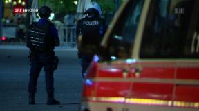 Video «FOKUS: Zürcher Polizei will nach Ausschreitungen aufrüsten» abspielen