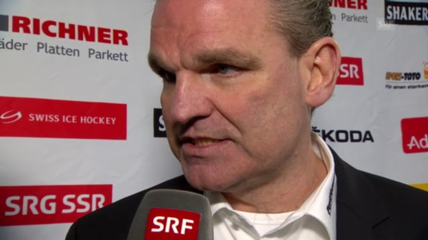 Video «EishockeY: Interview mit Sean Simpson» abspielen