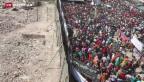 Video «Schleppende Opferhilfe in Bangladesch» abspielen