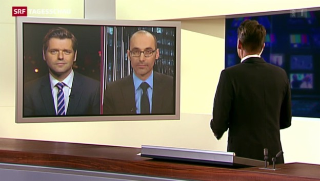 Video «SRF-Korrespondenten aus London und Brüssel zu Camerons Aussagen» abspielen