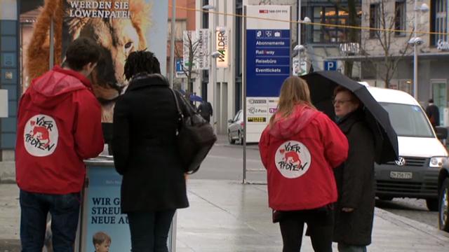 12.02.13: Spendensammeln auf Kosten der Mitarbeiter: Corris in der Kritik
