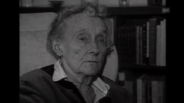Video ««Zum Tod von Astrid Lindgren», Tagesschau, 28.1.2002» abspielen