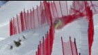 Video «Der Sturz von Aksel Svindal («sportlive»)» abspielen