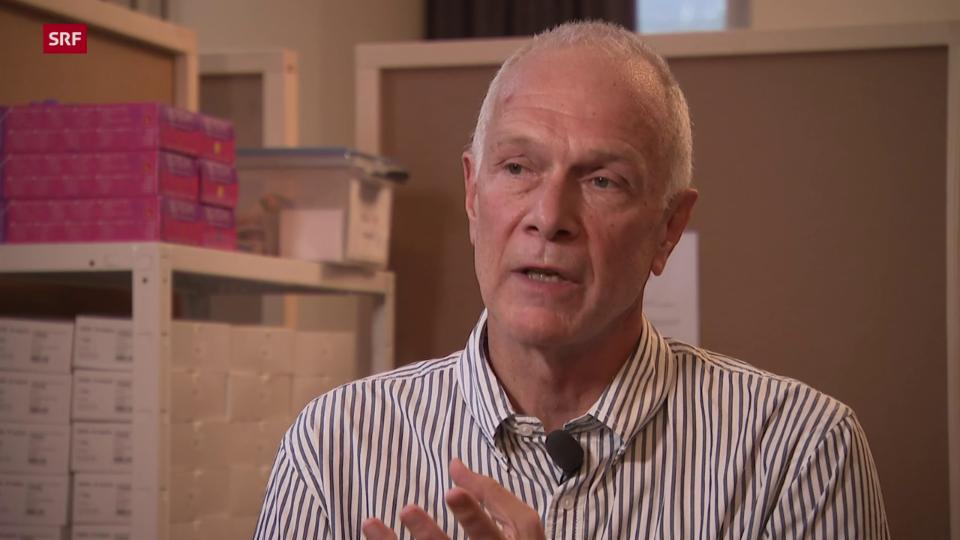 Frank Gross, Impfkoordinator GL: Diskussion über weitere Öffnungsschritte