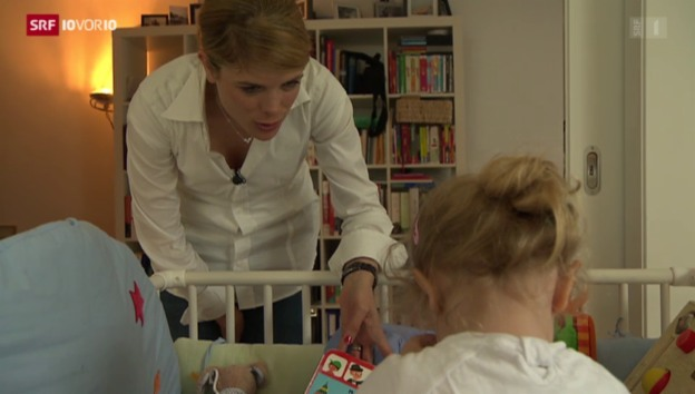 Video «Zu wenig Teilzeitjobs für Mütter» abspielen
