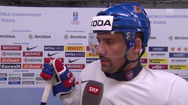 Video «Interview mit Plekanec (englisch)» abspielen